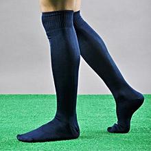 Men's Women Sport Football Soccer Long Socks Over Knee High Sock Baseball Hockey
