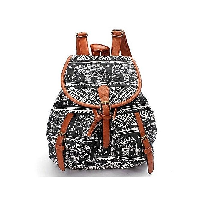 Universal Cute Fashion Women S Canvas Travel Satchel Shoulder Bag 24ac722ecc56c