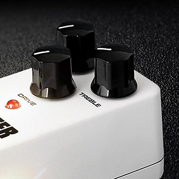 3c1d3bc97a ... Electric Guitar Mini Monoblock Effector Booster Timer Loop Leyel  Distortion ...