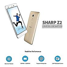 Sharp Sharp SHARP Z2 FS8002 4GB 32GB Helio X20 MTK6797 2.3GHz Deca Core 5.5 Inch FHD Screen Android 6.0 4G LTE Smartphone