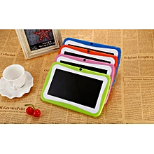 BDF Q768 Kids Tablet PC 7.0 inch Android 4.4 Allwinner A33 Quad Core 1.2GHz 512MB RAM 8GB ROM OTG Cameras