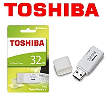 Highspeed USB Flashdisk Transmemory U202 - 32GB White