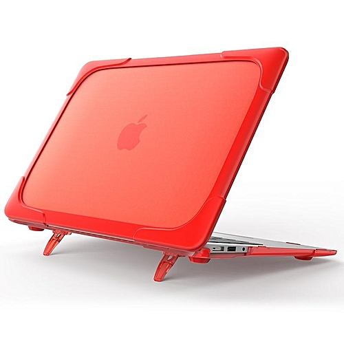superior quality 4fda3 c5f33 TPU + PC Double layer protective case Apple MacBook Air 11