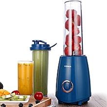 KONKA KJ-JF302 Electric Juicer Blender with Two Bottle Juice Vegetables Fruit Milkshake Mixer 300W 2