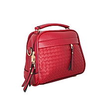 Red Casual / Party Messenger Bag