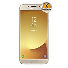 "Galaxy J5 pro (2017) - 5.2"" - 16GB - 2GB RAM - 13MP Camera - Dual SIM - Gold."
