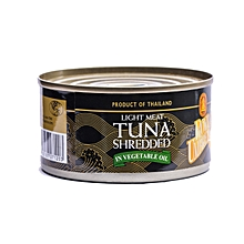Tuna Shredded In Vegetable Oil - 130g