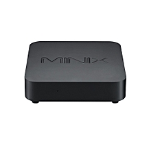 MINIX NEO N42C N4200 4GB RAM 32GB ROM 5.0G WIFI 1000M Gigabit LAN TV Box Mini PC Support Windows 10 US( US)