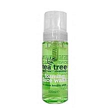 Tea Tree Foaming Face Wash - 200ml