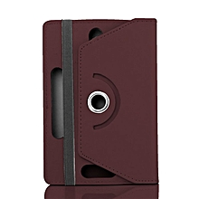 HP 360 Degree Rotating 7 Inch Tablet PC Computer Leather Case Cover