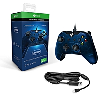 XBOX 1 Accessory Wired Joystick PDP Blue
