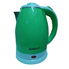 Cordless Kettle  - 2.0 Litre - Green