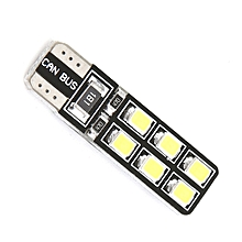 T10 10W 12 SMD Car Show Wide Light Map Reading Lamp LED Bulb Super Bright