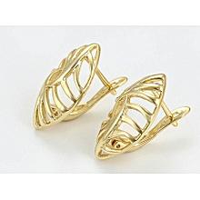 Gold Earring Hoops