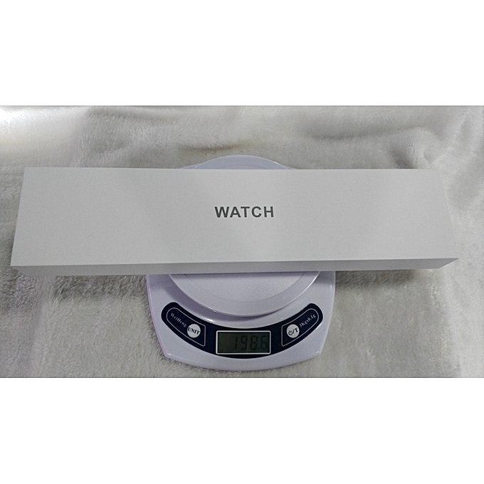 The G10 D intelligence watch 1 54 inch IPSs hold to put card/the blue tooth  make a phone call QQ to account to tread an upscale packing