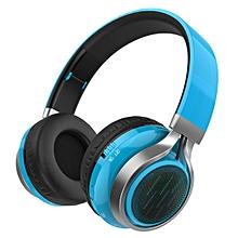BT-9916 Bluetooth Headphone(Update) - Light Blue