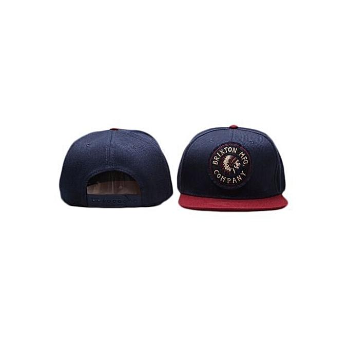 f8fe34d0c2 Shinewerop Brixton Snapbacks Fashionable Hip-hop Hat Adjustable Baseball  Cap Team Hat Cap