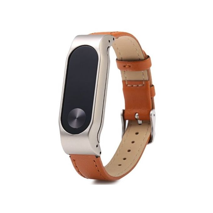 Fashion D Mrx Hook Buckle Watch Band For Xiaomi Miband 2