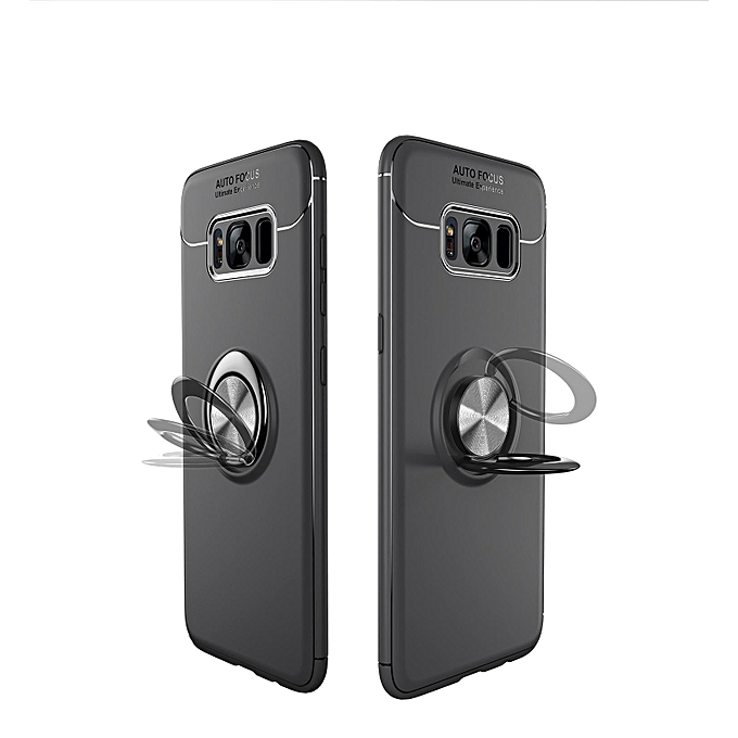 Rotating Ring TPU Cover Case for Samsung Galaxy S8