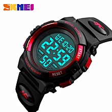 SKMEI Brand Children Watch Clock Outdoor Sports Kids Watches Boys LED Digital Wristwatches 50M Waterproof Relogio Relojes 1266