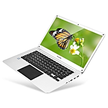 "W1410A 14"" Windows 10 4GB + 64GB 2.4GHz  37W Long-time Battery WIFI BT LAN Notebook Sliver - SILVER"