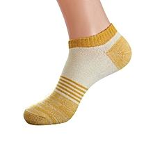 Unisex Cute Retro Stripe Fashion Men Sock Comfortable Socks