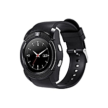 S006 Smart Berry Smart Watch - Black