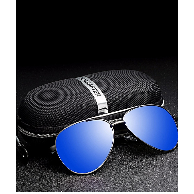 36cb5c441a2 Designer Sunglasses for Men Aluminum Magnesium Polarized Sun Glasses for  Driving Sunglasses Male Summer Eyewear