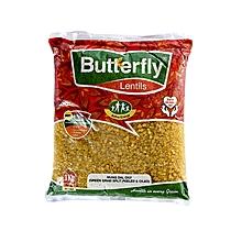 1 Kg Lentils-Mung Dal Oily-(Green Gram Split,Peeled & Oiled)