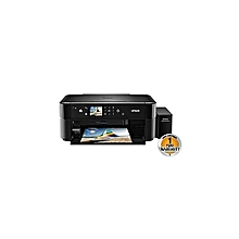 Epson L850 Multifunction Photo Printer - Black color