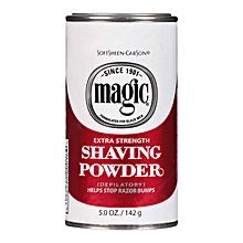 Magic Extra Strength Shaving Powder -142g