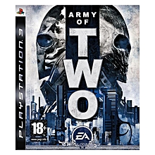 PS3 Game Army of Two