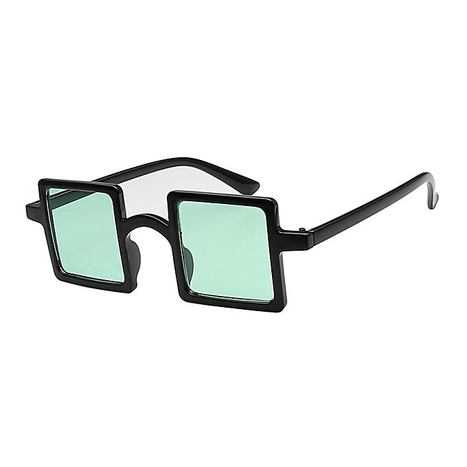 3abea5f35fe8 Nice Fashion Europe and the United States square sunglasses men and women  sunglasses travel marine film