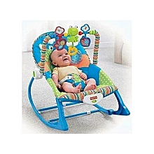 Infant to Toddler Rocker/Bouncers ( 0+ months) - Blue