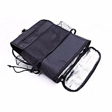 Auto Car Back Seat Boot Organizer Trash Net Holder Multi-Pocket Travel Storage Bag