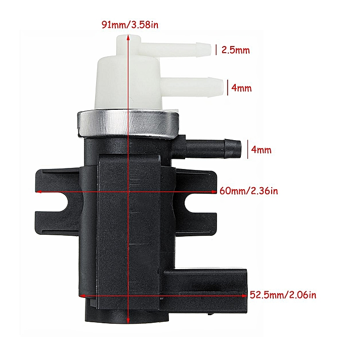UK Turbo Solenoid N75 Moo Valve For Skoda VW Audi Seat Boost Control  1K0906627A