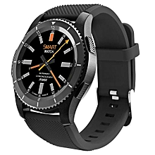 "G8 - 1.2"" 2G Smartwatch 32MB/32MB Remote Camera Pedometer - Black"