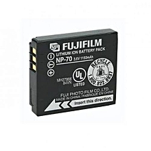 NP-70 Lithium-Ion Battery for Fujifilm FinePix F20 & F40 Digital Cameras