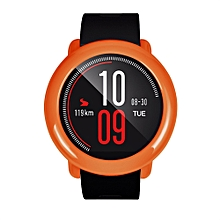 Slim Frame Colorful PC Case Cover Protect Shell For HUAMI AMAZFIT Smart Watch