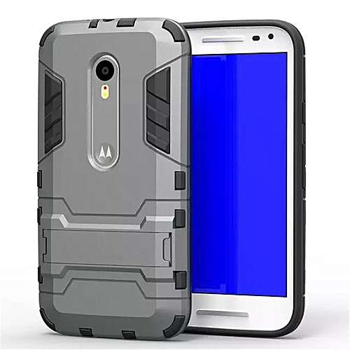 new concept 5941d 4f899 For Motorola Moto G3 Case Luxury Hybrid Silicone Iron Man Armor Case Cover  For Moto G3 Full Protect Phone Housing Shock Protection Back Cover ...