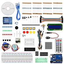 UNO R3 Project Starter Kit Beginner for Arduino - White
