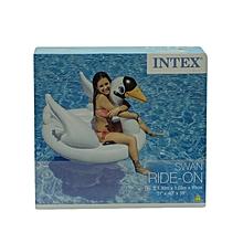Swan Ride-On: 57557: Intex
