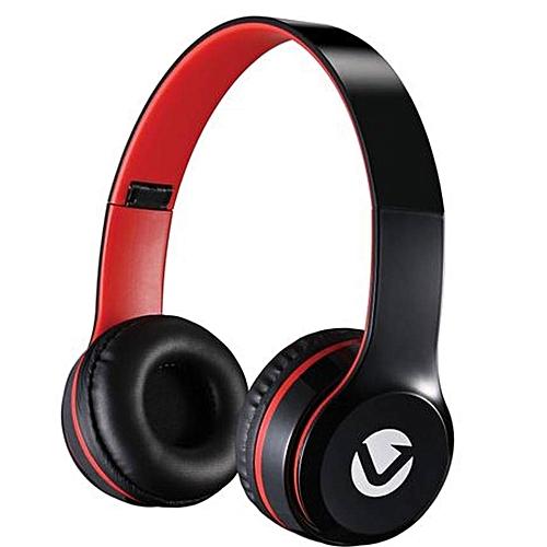 Nova Series Headphones - Red