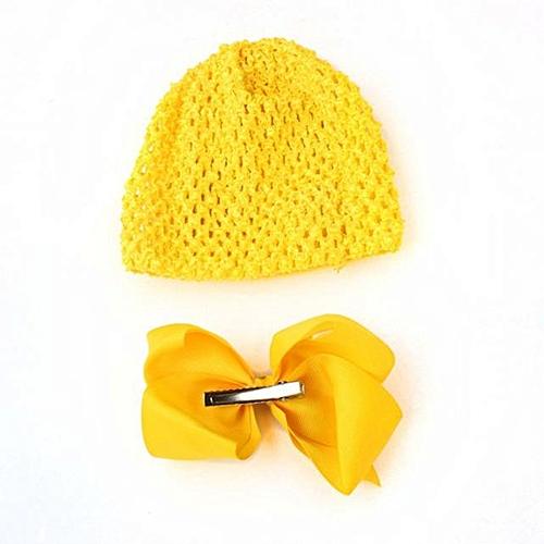 Buy Generic jiuhap store Girl Boy Infant Toddler Knitting Wool Crochet Hat  Soft Hat Cap YE- Yellow   Best Price  d7a436b4e0f