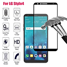 Ultra Thin Premium Tempered Glass Screen Protector For LG Stylo 4
