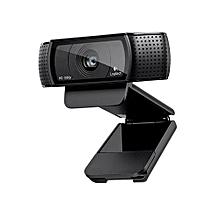 HD Pro Webcam C920 - Black