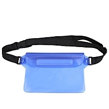 HP Swim Drift Diving Bag Dry Shoulder Waist Belt Pocket Pouch