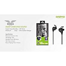 OEB-E53D Bluetooth Earphone - Black