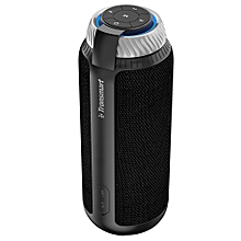 Portable Bluetooth Speaker  Element T6 25W with Built-in Microphone Enhanced Bass - Black