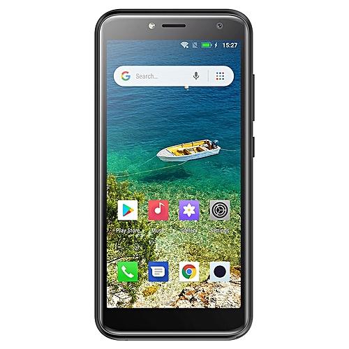 """V15- 5.0""""- 16GB+1GB- Android 8.1- 5MP- Dual SIM- Grey"""